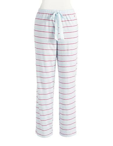 Nautica Striped Sleep Pants