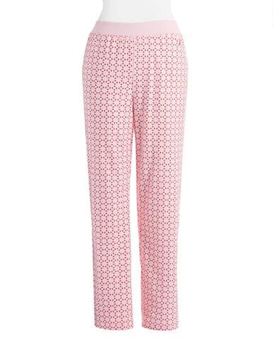 NAUTICAGeo Print Fleece Sleep Pants