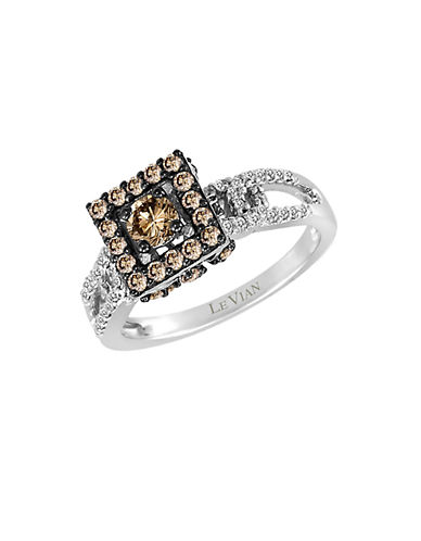 LEVIAN14Kt White Gold and Diamond Ring