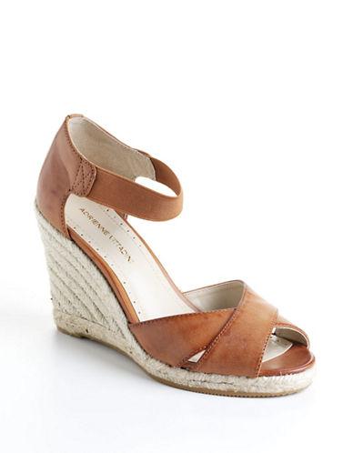 ADRIENNE VITTADINIVee Espadrille Wedge Sandals