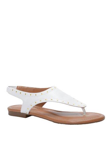 ADRIENNE VITTADINICordelia Studded Leather Sandals