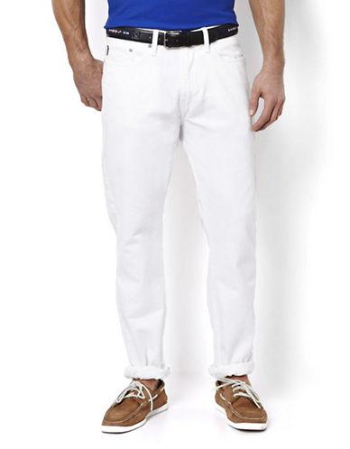 NAUTICATapered Straight Leg Jeans