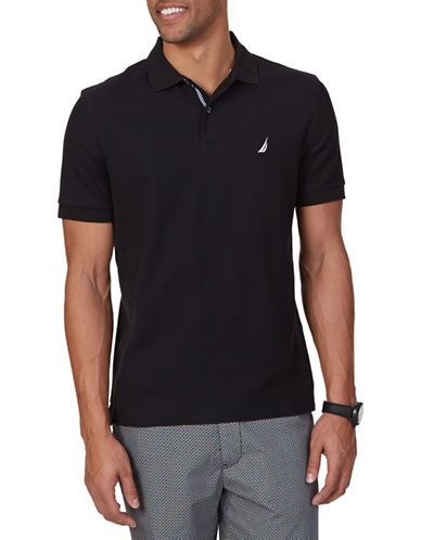 Nautica Deck Knit Polo Shirt