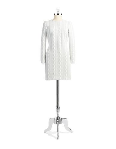 MAIACable Knit Dress