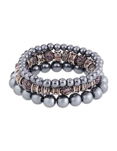 KH STUDIOThree Piece Stretch Bracelets