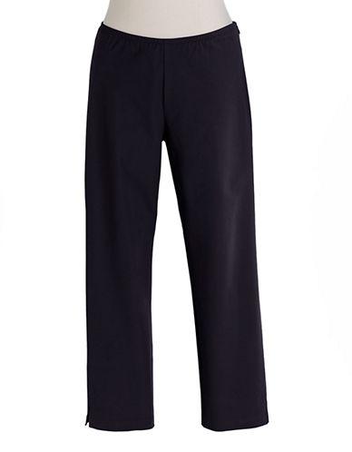 EILEEN FISHERPetite Side-Zip Cropped Pants