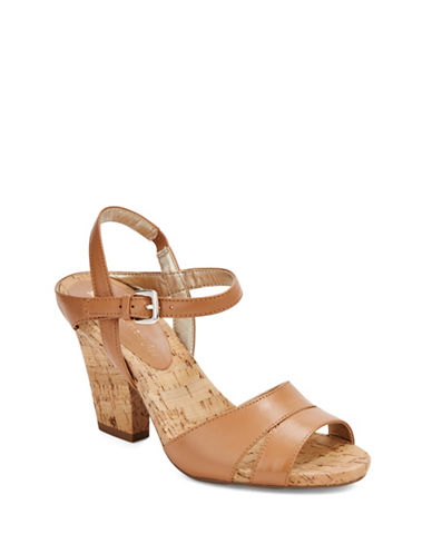 ANNE KLEINBoycot Cork Sandals