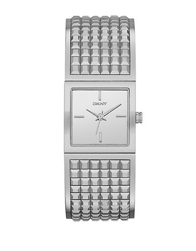 DKNY Ladies Bryant Park Stainless Steel Watch