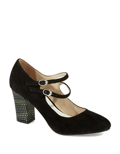 RON WHITE Carlee Mary Jane Pumps