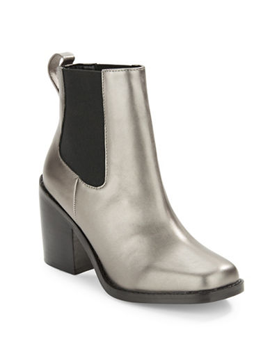Buy Koallan Leather Ankle Boots by Design Lab Lord & Taylor online