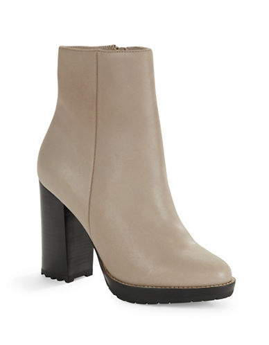 DESIGN LAB LORD & TAYLORMontesecco Leather Ankle Boots