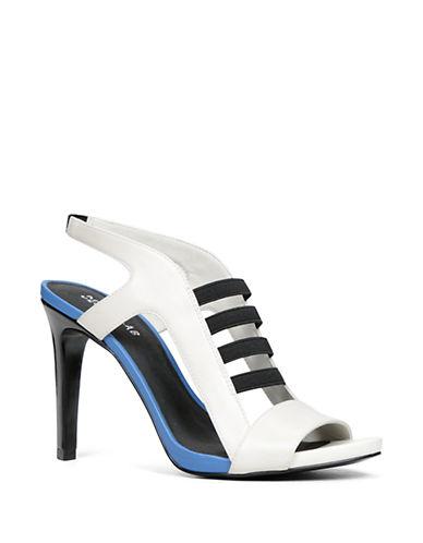 DESIGN LAB LORD & TAYLORAntesica High-Heel Leather Sandals