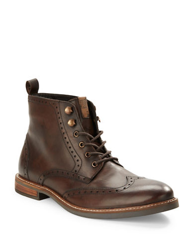 BEN SHERMAN Birk Leather Oxford Boot