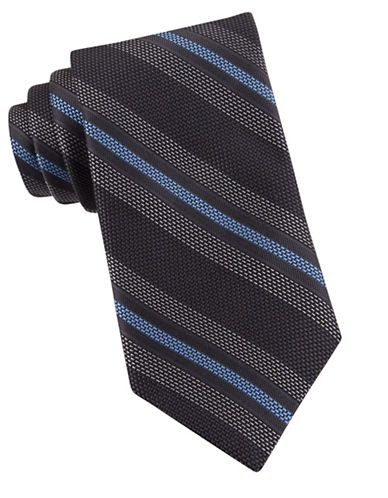 michael kors male printed silk tie