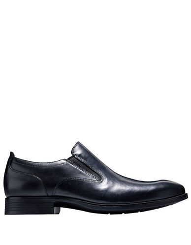 COLE HAAN Copley Leather Two Gore Loafers
