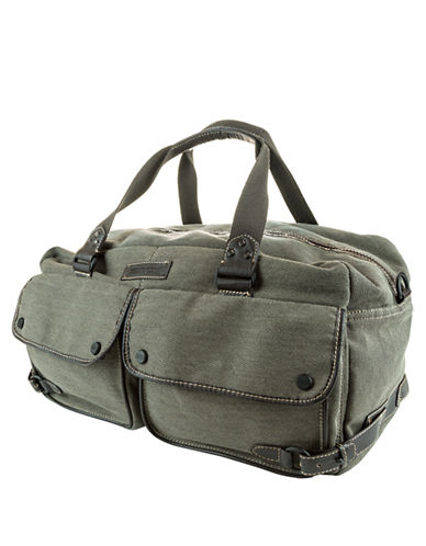 MARC NEW YORK ANDREW MARC Rivington Twill Duffel Bag
