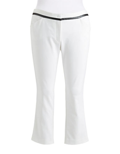 Dknyc Plus Plus Capri Dress Pants