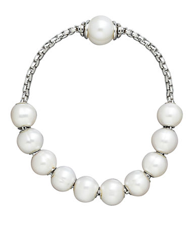 HONORA STYLE Sterling Silver Freshwater Pearl Bracelet