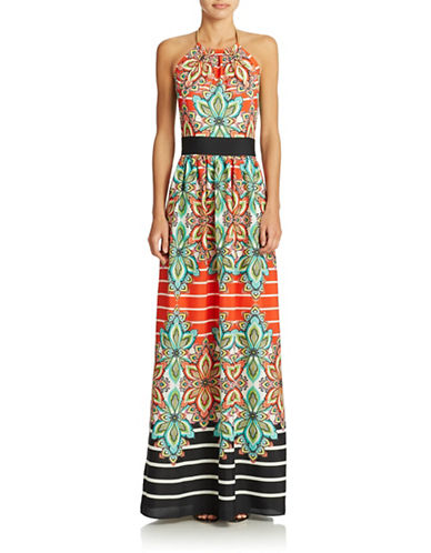 Shop Eliza J online and buy Eliza J Floral Maxi Dress dress online