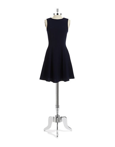 ELIZA J Sleeveless Fit and Flare Dress