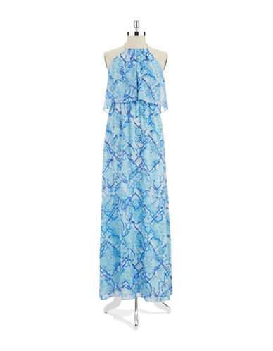 VINCE CAMUTOHalter Maxi Dress