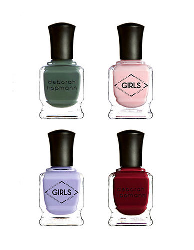 DEBORAH LIPPMANN GIRLS Limited Edition Nail Lacquer Collection