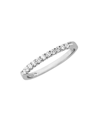 LORD & TAYLORDiamond Ring in 14 Kt. White Gold, 0.2 ct. t.w.