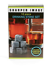 Sharper Image 10 Piece Whiskey Stone Set $3.75 Magnetic Bottle Opener $7.50 + Free Shipping