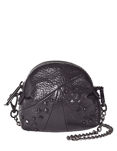 SANCTUARY Backstage Leather Crossbody Bag