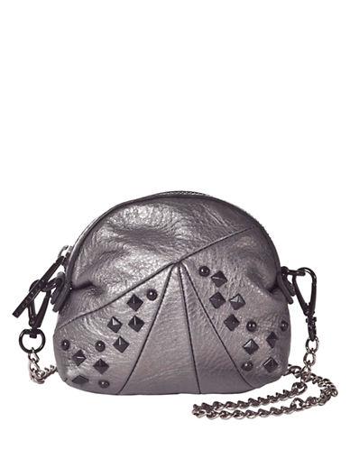 SANCTUARYBackstage Leather Crossbody Bag