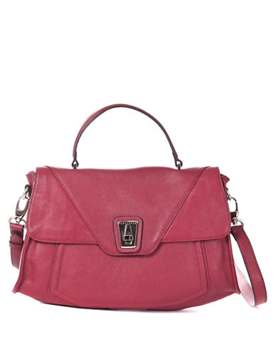 SANCTUARYMuseum Leather Flap Bag