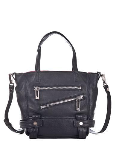 SANCTUARYMagazine Leather Little Tote Bag