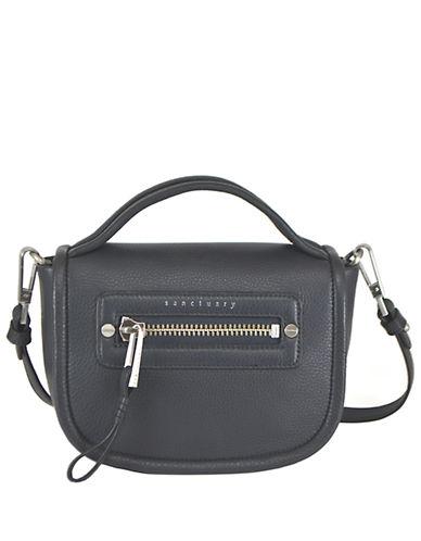 SANCTUARYLeather Crossbody Bag