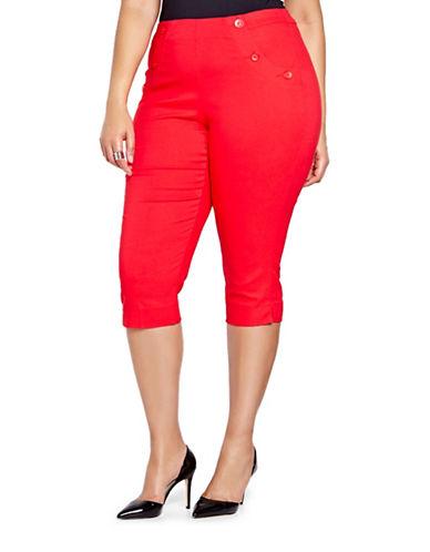 Plus Sailor Capri Pants plus size,  plus size fashion plus size appare