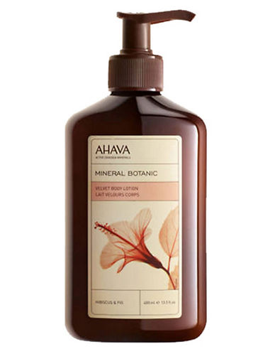 AHAVA Mineral Botanic Hibiscus & Fig Body Lotion