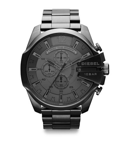 Stainless Steel Mega Chief Bracelet Watch