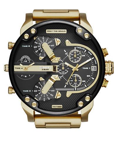Stainless Steel Multi-Movement Bracelet Watch