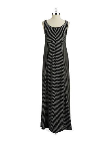 CALVIN KLEIN PERFORMANCEStriped Maxi Dress