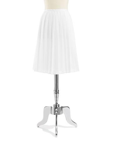 CALVIN KLEINPleated Skirt