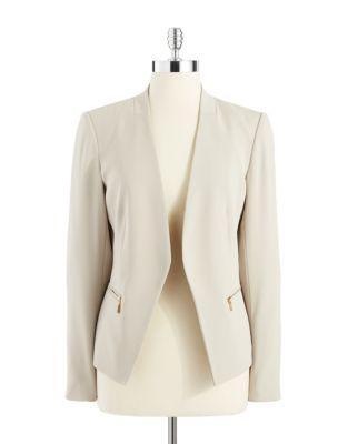 Ivanka Trump Open Front Blazer