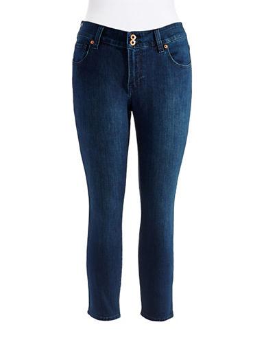 LUCKY BRAND PLUSPlus Ginger Capri Jeans
