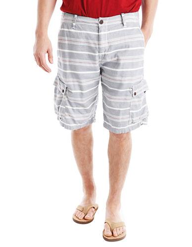 LUCKY BRANDStripe Cargo Shorts