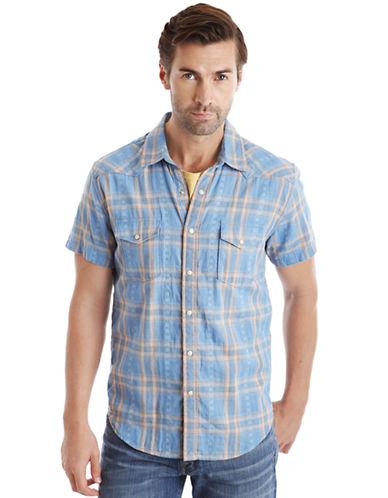 LUCKY BRANDDobby Western Shirt