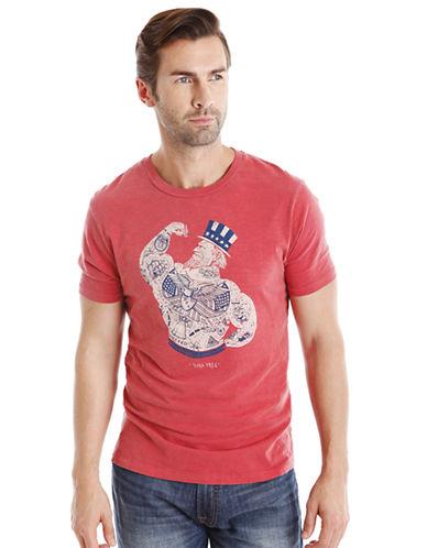 LUCKY BRANDBorn Free Graphic T-Shirt