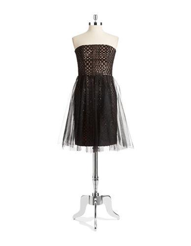 VERA WANGTutu Sequin Dress