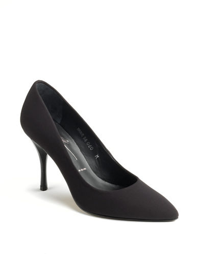 DONALD J. PLINER Brave Pointed-Toe Pumps