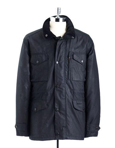 BARBOURSapper Hooded Jacket
