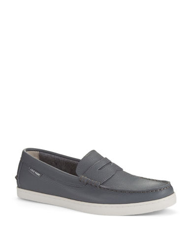 COLE HAANPinch Leather Loafers