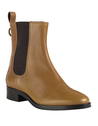 COLE HAANEvan Waterproof Leather Ankle Boots