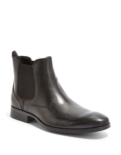 Cole Haan Copley Leather Chelsea Ankle Boots